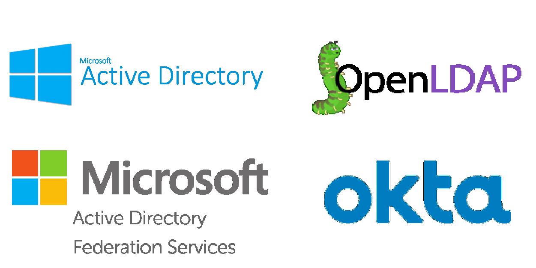 Directory SSO Logos
