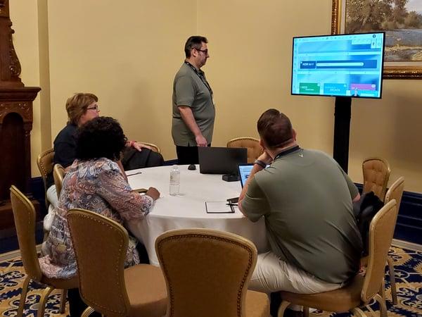 EV Connect 2019 Tech Lab Experts