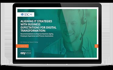 Alinhar a estratégia de IT às necessidades e expectativas do negócio, num contexto de transformação digital