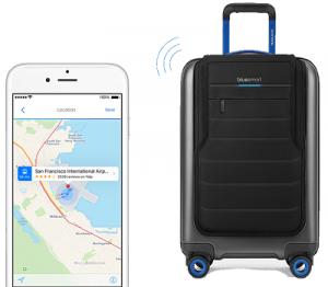 Bluesmart IoT BYOD carryon
