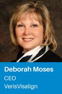 Deborah Moses, CEO VerisVisalign