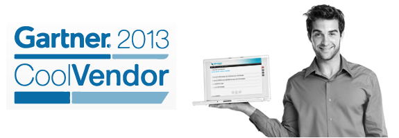 Knowesia, Cool Vendor Gartner 2013 - Solution innovante