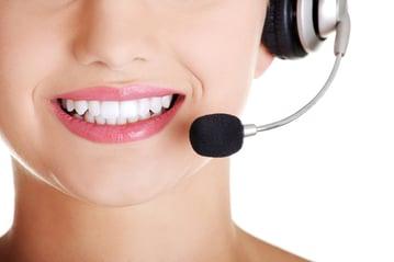 communication centre d'appels