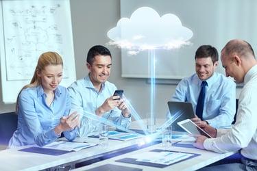 collaborer dans des solutions cloud