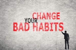 mauvaises habitudes au travail et productivité