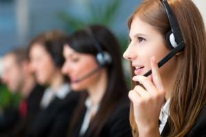 support téléphonique et relation client multicanal