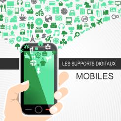 supports digitale et solution d'assistante technique sur les mobiles