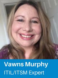 ITIL/ITSM Expert Vawns Murphy