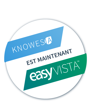 Knowesia Est Maintenant EasyVista