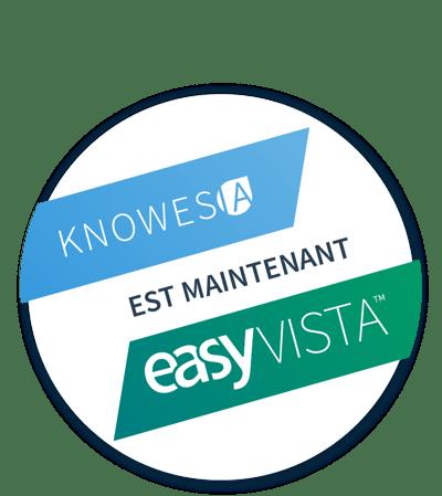 Knowesia-EasyVista