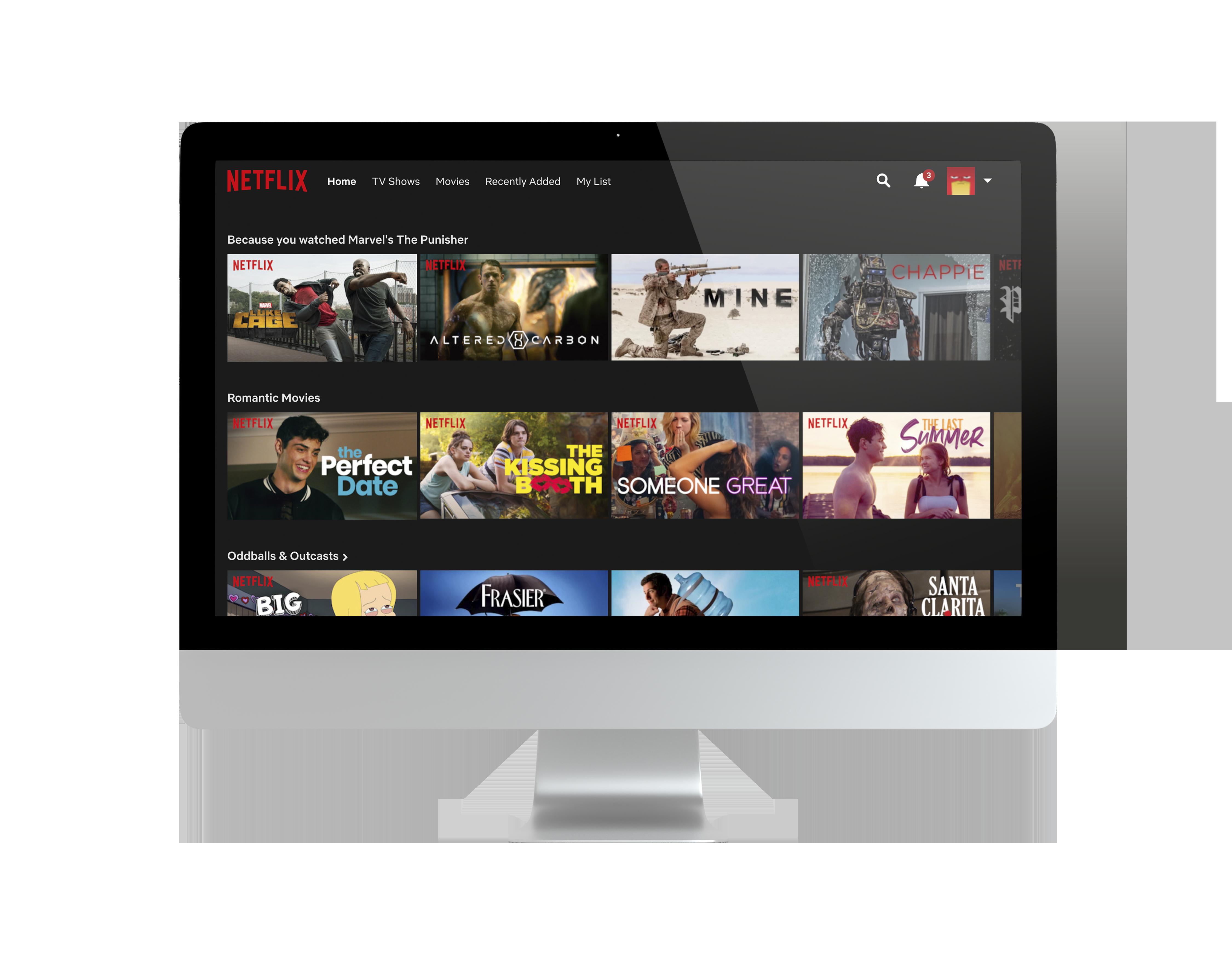 Netflix Consumerizing Self Service