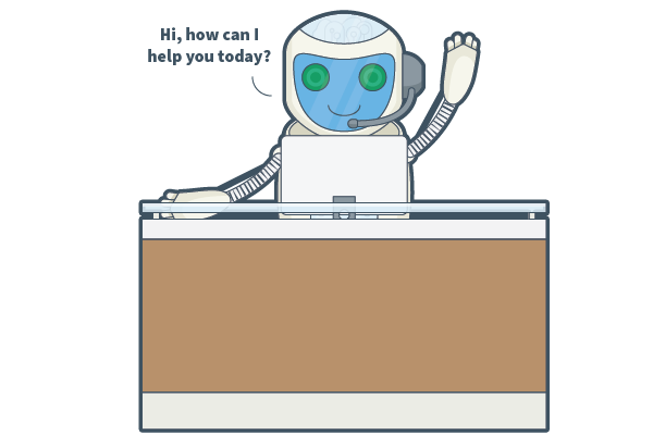 What is a chatbot and what can it do for the service desk